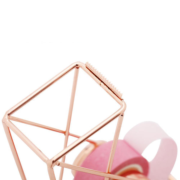 Rose Gold Tape Dispenser