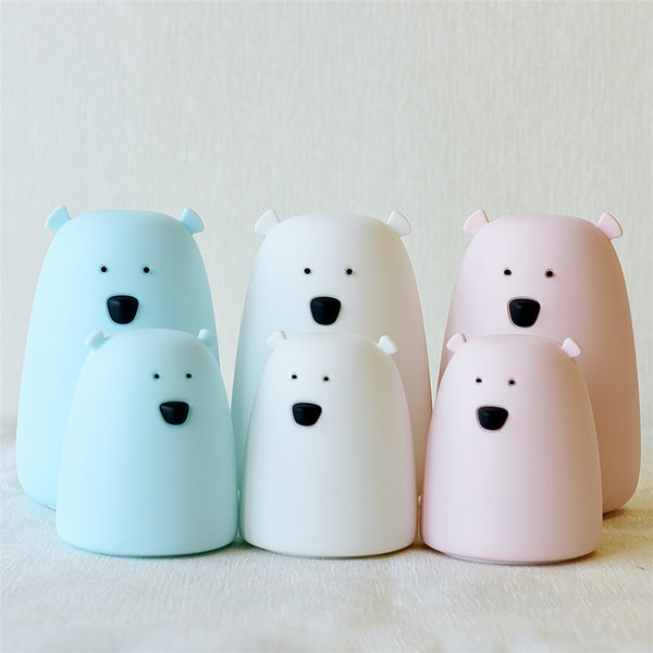 Little Polar Bear Night Light
