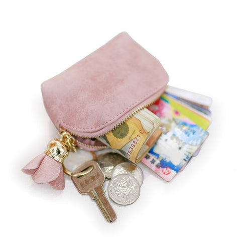Flower Coin Purse / Wallet