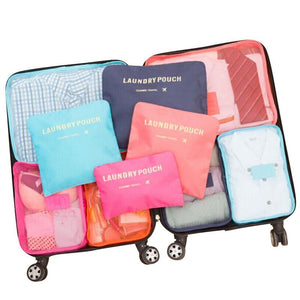 Travel Packing Cubes / Luggage Organizer Bags - Type 1