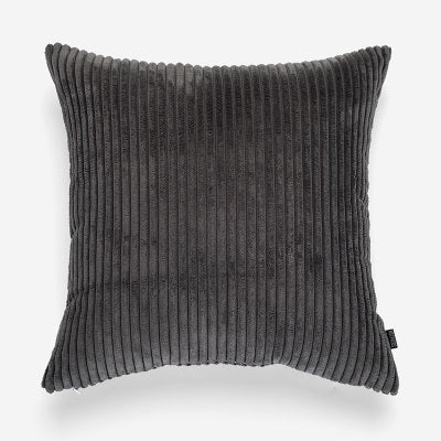Solid & Sleek Corduroy  - Decorative Cushion Cover Collection