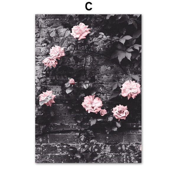 Love & Roses Collection - Canvas Wall Art