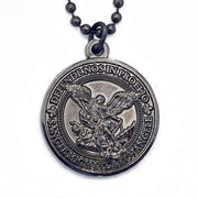 St. Michael Medal Necklace