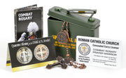 Combat Rosary™ Antique Bronze