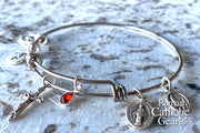 Holy Alliance Bangle Bracelet
