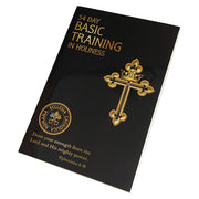 54 Day Basic Training in Holiness Book - Paperback version