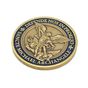 Peace Through Strength Challenge Coin™