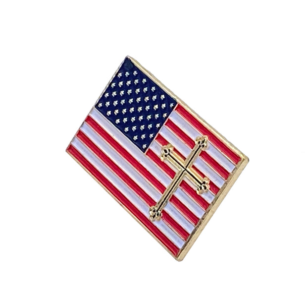 Make America Holy Again™ Flag Pin