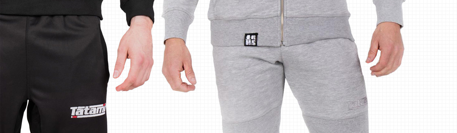 Joggers for BJJ Athletes