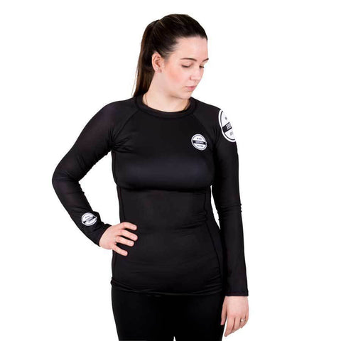 Ladies Classic Long Sleeve Rash Guard