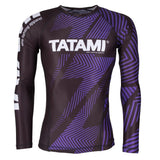 IBJJF Longsleeve Rank Rash Guard