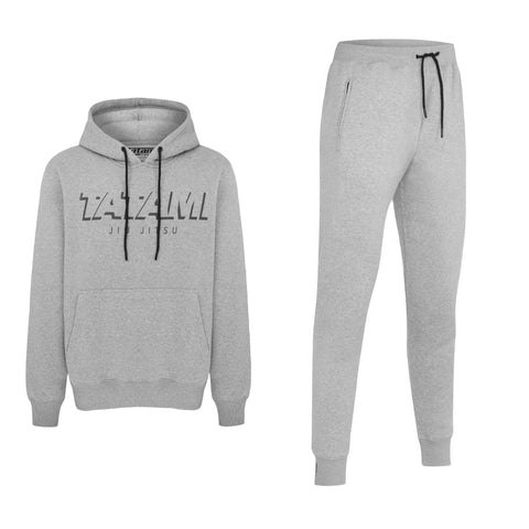Shadow Tracksuit (Hoodie and Joggers) - Grey
