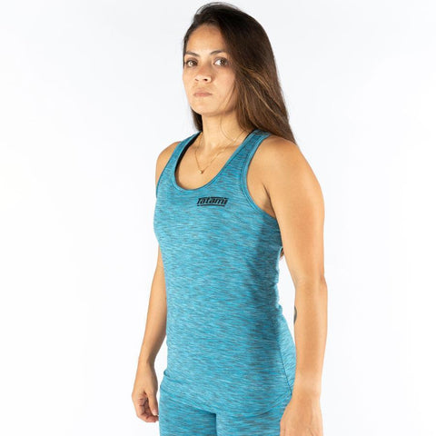 Ladies Green Charged Vest