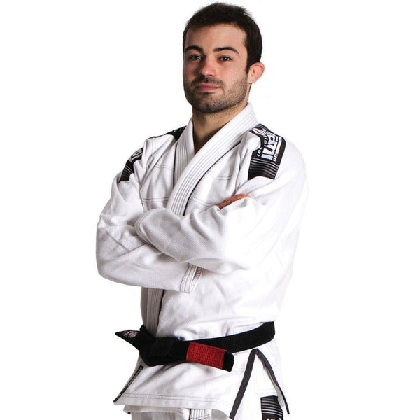 Nova + Plus BJJ Gi - White - Free White Belt