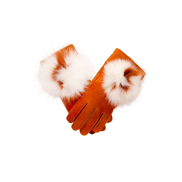 Gloves - Fox Pom Styles
