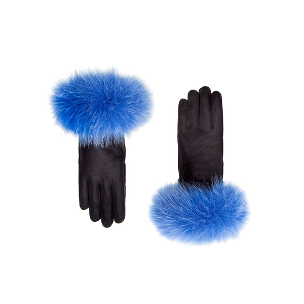 Gloves - Fox Trim Styles