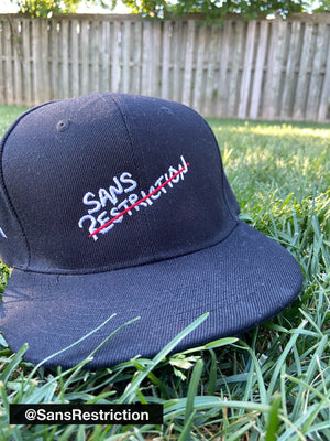 Casquette Snapback - Sans Restriction - Podcast