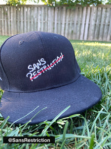 Sans Restriction - Casquette Snapback