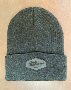 Sans Restriction - Tuque Charcoal