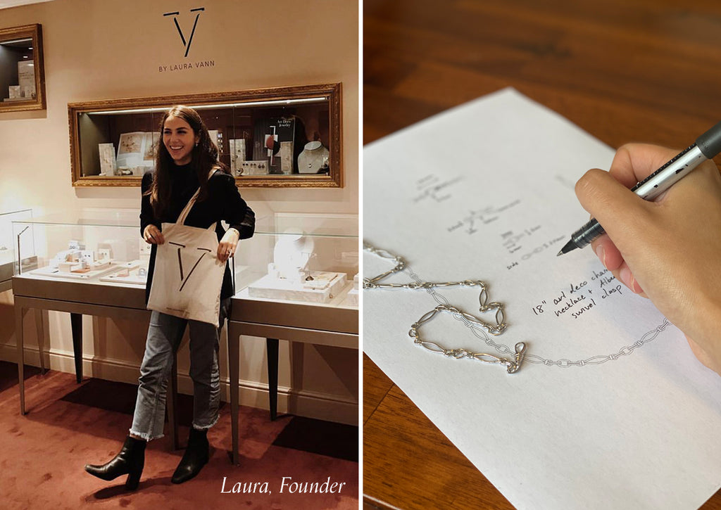 V By Laura Vann - Sustainable and Ethical Jewellery