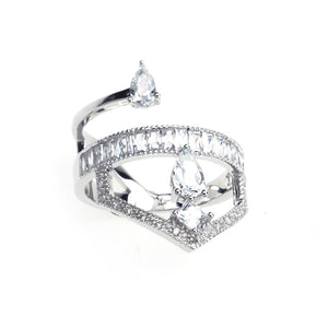 Anie Sterling Silver Ring