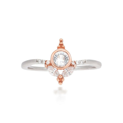 Tuli Rose Gold Ring