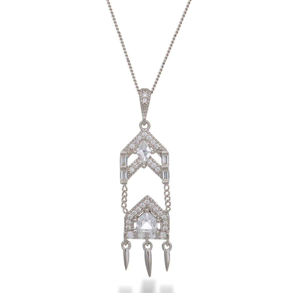 Anita Sterling Silver Necklace
