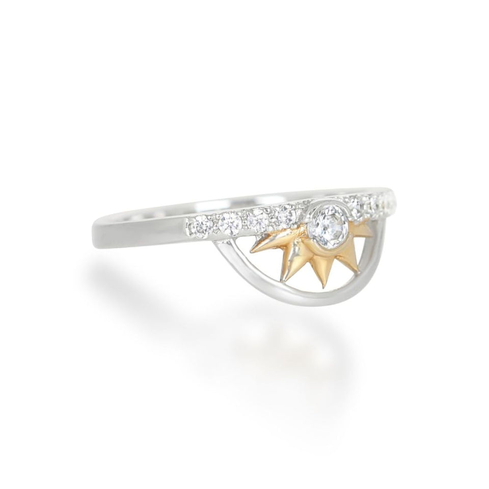 Este ring ft. gold