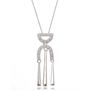 Rita Sterling Silver Necklace