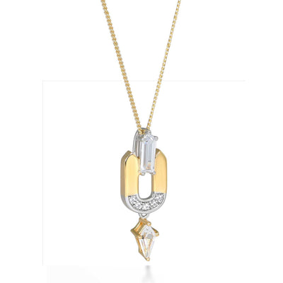 Leandra Gold Necklace