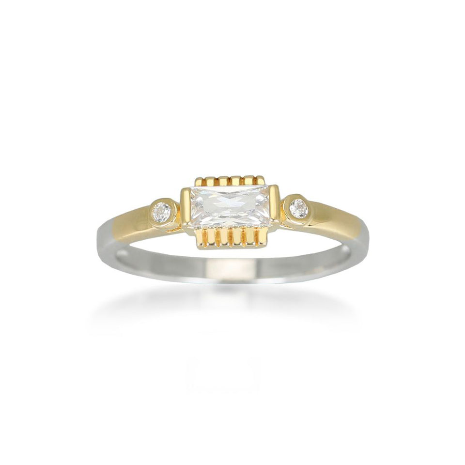 Jolie Gold Ring
