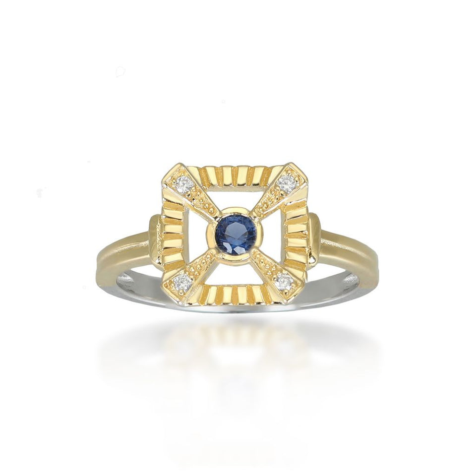 Eleanor ring ft. blue