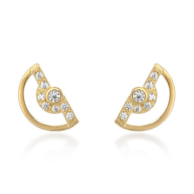 Edie Gold Earrings