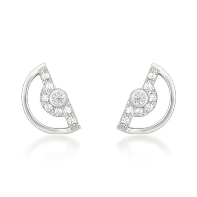 Edie Silver Earrings