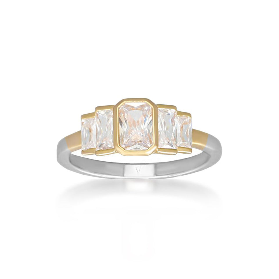 Isla Gold Ring