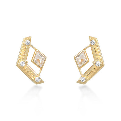 Esme Gold Earrings