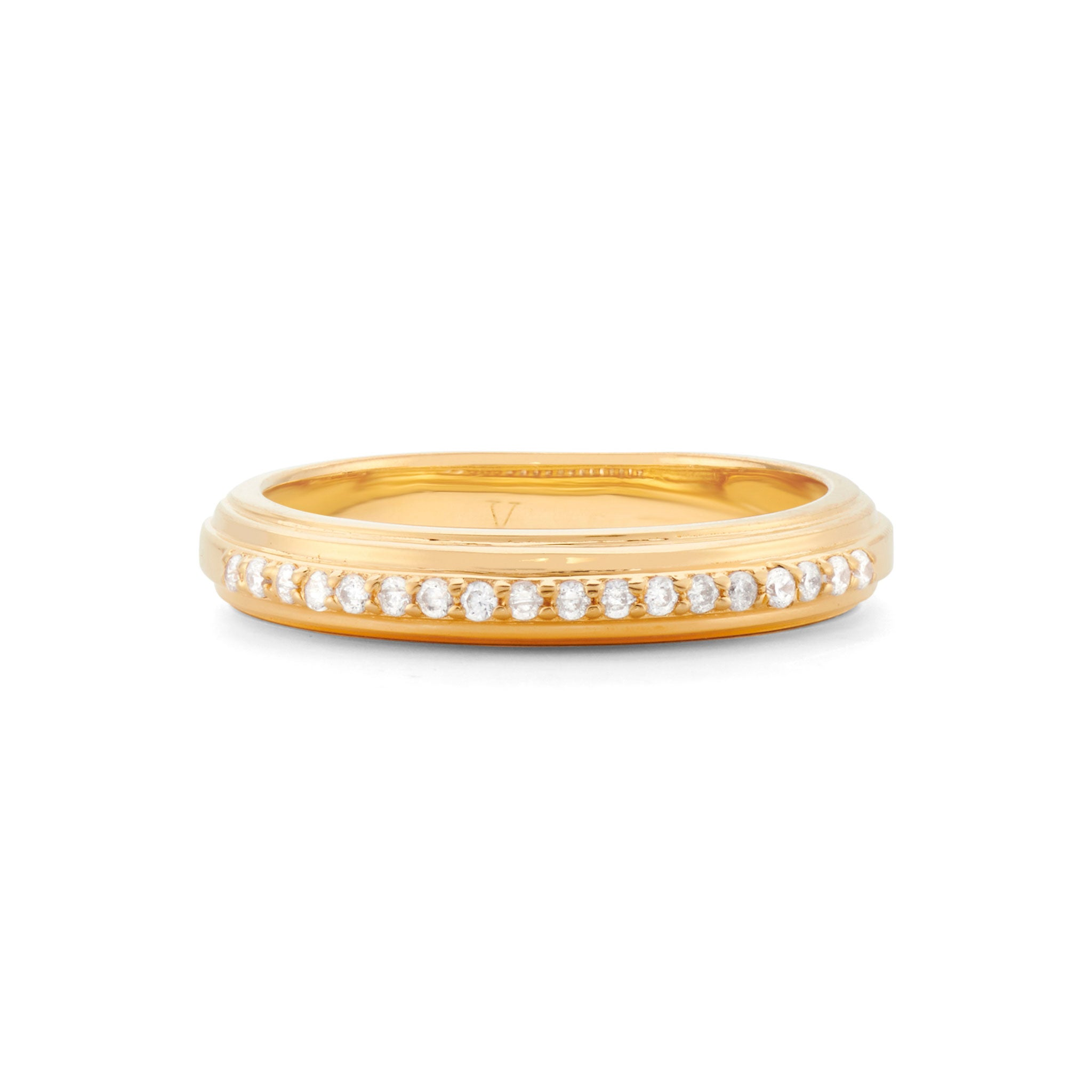 Neve Ring in Gold