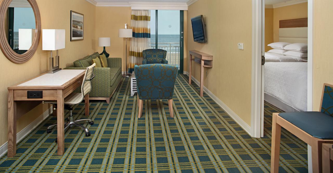 Sheraton Oceanfront Hotel Virginia Beach