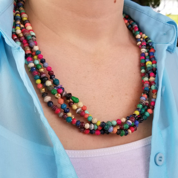 The Redeemed Necklace - Village of Hope - Tabitha Artisans