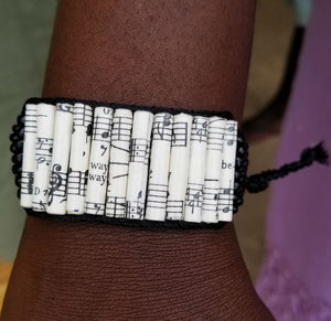 Praise Wrap Bracelet - Village of Hope - Tabitha Artisans