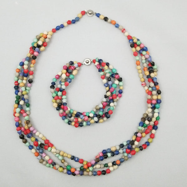 The Redeemed Jewelry Sets - Village of Hope - Tabitha Artisans