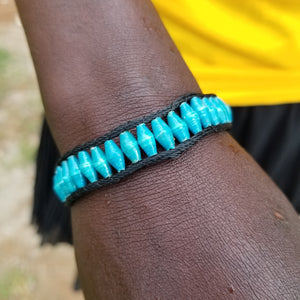 Fearless Wrap Bracelet - Village of Hope - Tabitha Artisans