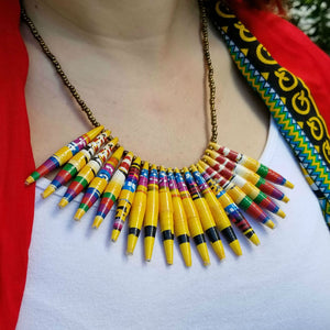 The Confident Necklace - Village of Hope - Tabitha Artisans