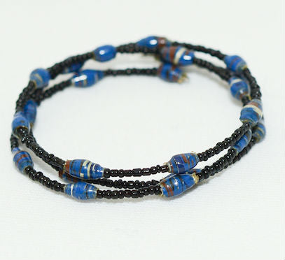 Truth Spiral Bracelet - Village of Hope - Tabitha Artisans