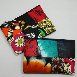 Kitenge Patchwork Wallets - Village of Hope - Tabitha Artisans