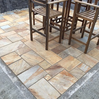 Quartz Natural Stone Paving