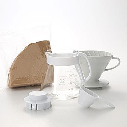 Hario V60 Ceramic Dripper 02 Set