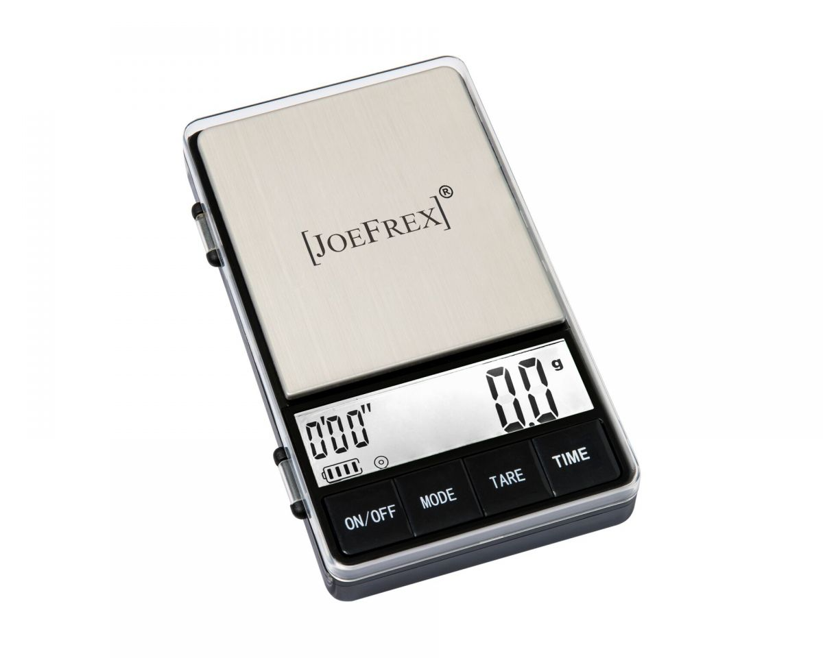 Joe Frex Digital Scale with Timer