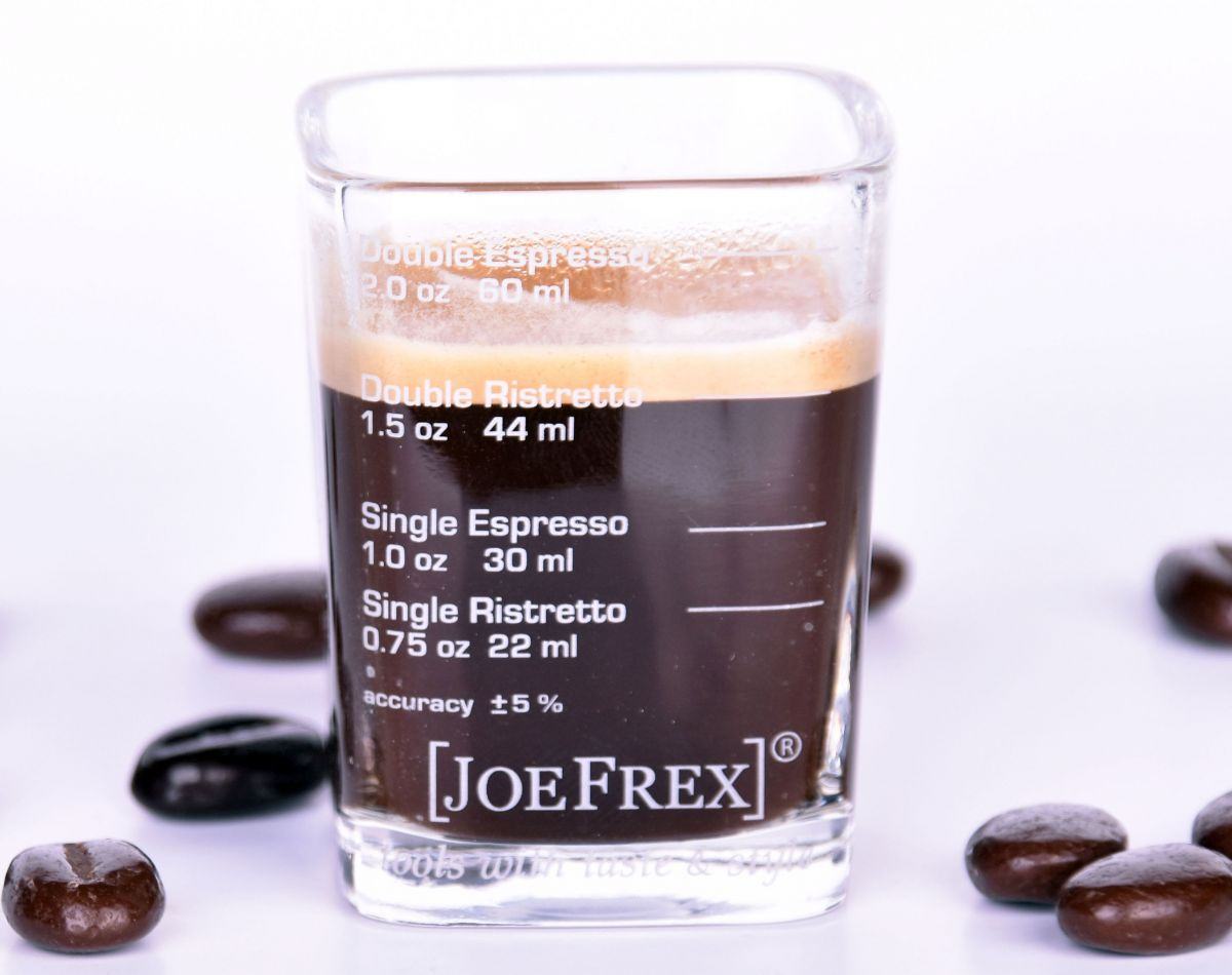 Joe Frex Espresso shot glass