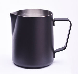 Joe Frex Milk Pitcher powder coated Black